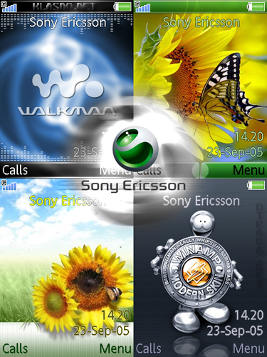 Hot unlocked original brandsony ericsson w395 mp3 mp4 camera refurbished mobile cell phones